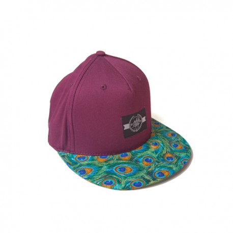 Snapback Grape Peacock