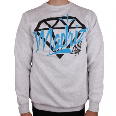 CREWNECK MADRIZ DIAMOND