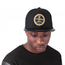 Golden Patch Snapback